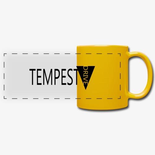 Tempest Drive: Full Logo - Panoramakrus, farvet