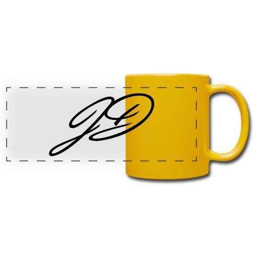 Jamie Debnam Logo - Full Colour Panoramic Mug