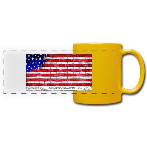 Good Night Human Rights - Full Color Panoramic Mug