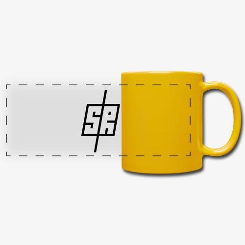 Black Logo (No Background) - Full Color Panoramic Mug