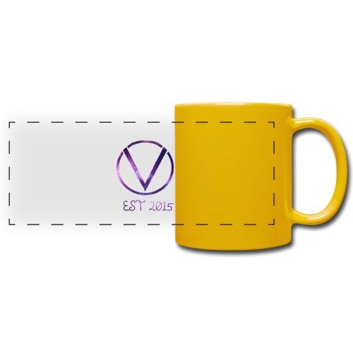 lOGO dEIGN - Full Colour Panoramic Mug