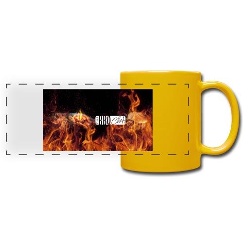 Barbeque Chef Merchandise - Full Colour Panoramic Mug