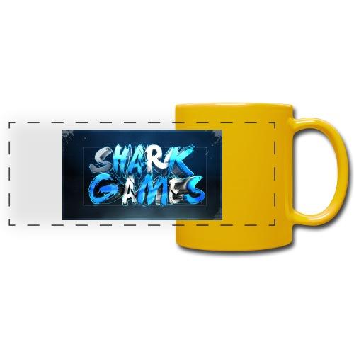 SharkGames - Tazza colorata con vista