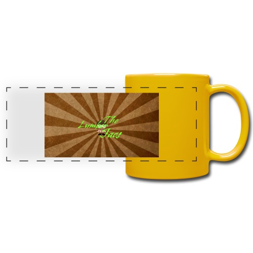 THELUMBERJACKS - Full Color Panoramic Mug
