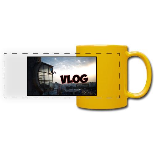 Vlog - Full Colour Panoramic Mug