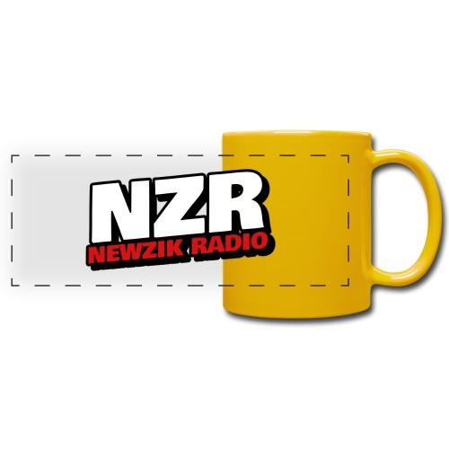 NZR - Mug panoramique uni