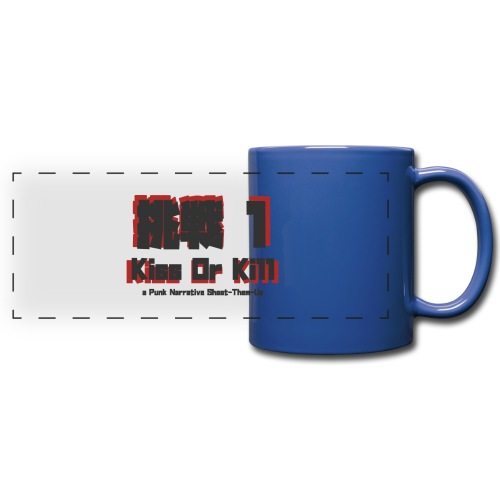 Gaijin Charenji 1 : Kiss or Kill - Mug panoramique uni