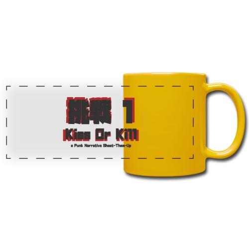 Gaijin Charenji 1 : Kiss or Kill - Mug panoramique uni