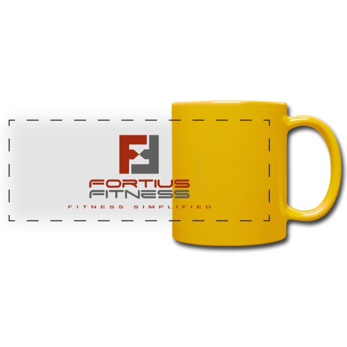 Fortius Fitness - Panoramakrus, farvet
