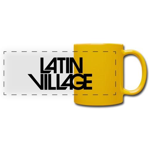 Logo Latin Village 30 - Panoramamok gekleurd