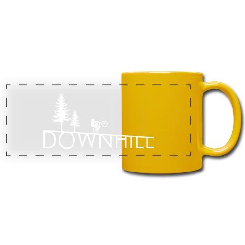 Downhill Manuel Design - Panoramatasse farbig