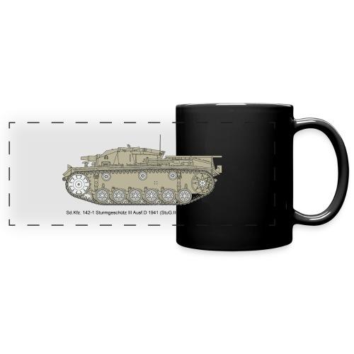 Stug III Ausf D. - Panoramatasse farbig