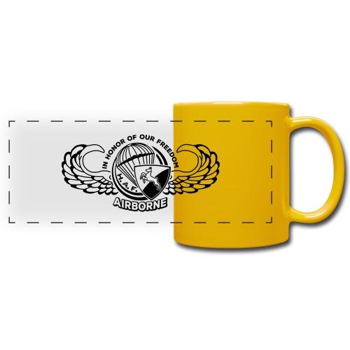 HAF tshirt back2015 - Full Color Panoramic Mug
