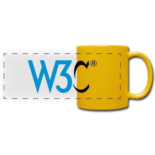 w3c - Full Color Panoramic Mug