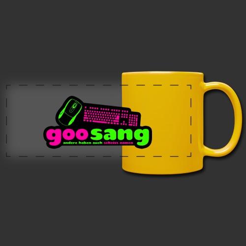 goosang logo - Panoramatasse farbig