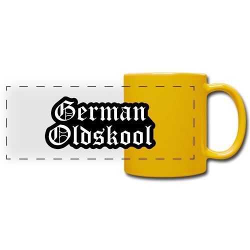 Grand Logo German Oldskool Official - Mug panoramique uni