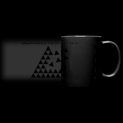 Black Mountain - Mug panoramique uni