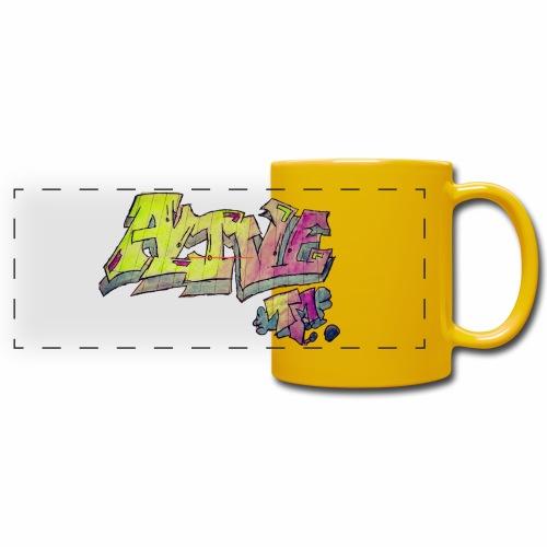 ALIVE TM Collab - Full Color Panoramic Mug