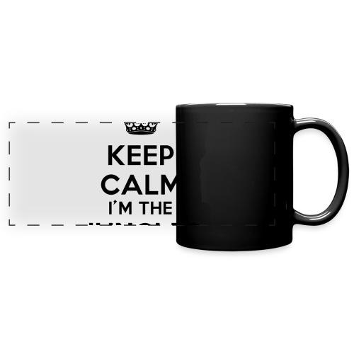 Keep calm I'm the Jungler - Mug panoramique uni