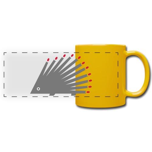 Hedgehog - Full Colour Panoramic Mug