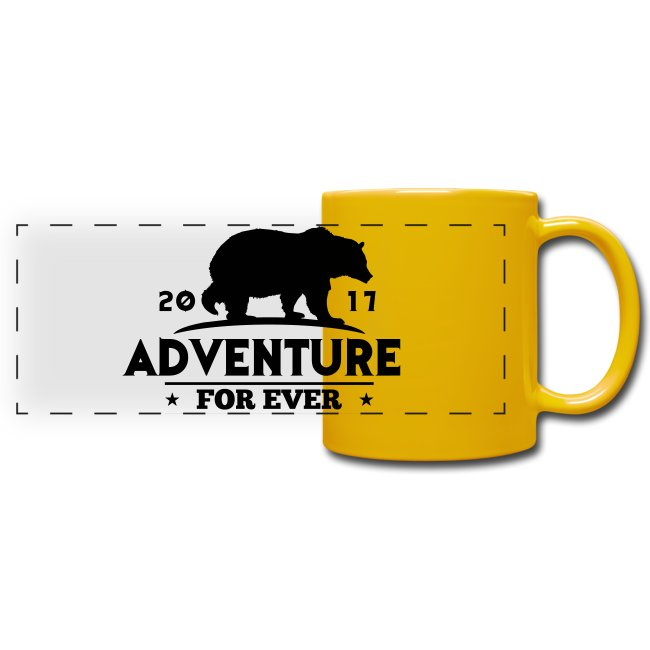ADVENTURE FOR EVER - GRIZZLY