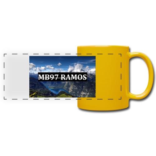 MB97RAMOS - Panoramatasse farbig