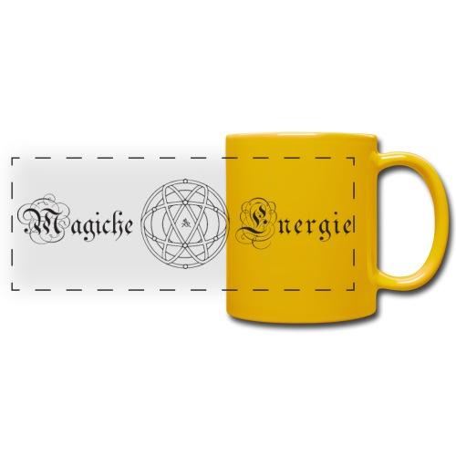 Magiche Energie logos - Tazza colorata con vista