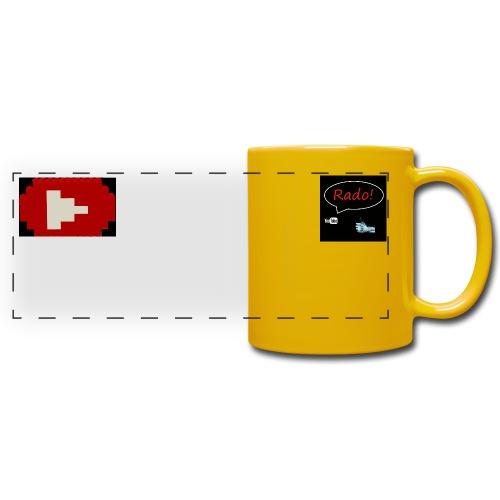 Kanalbild Brickz - Panoramatasse farbig