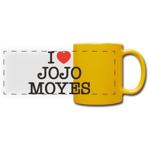 I LOVE JOJO MOYES - Panoramakrus, farvet