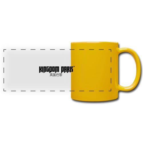 Logo_1 - Mug panoramique uni