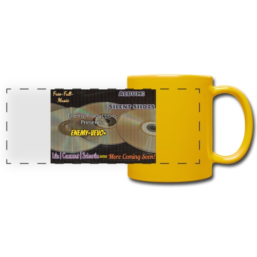Enemy_Vevo_Picture - Full Color Panoramic Mug