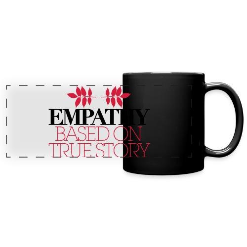 empathy story - Kolorowy kubek panoramiczny