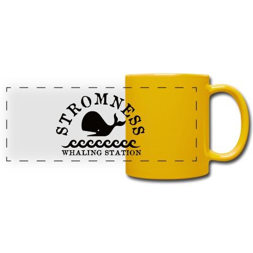 Sromness Whaling Station - Full Color Panoramic Mug