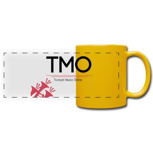TMO Logo - Full Color Panoramic Mug