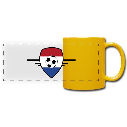 Holland Football - Mug panoramique uni