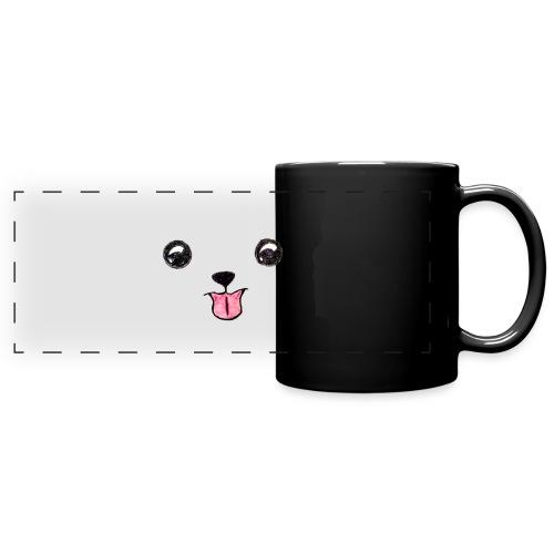 Cutie Pup - Full Colour Panoramic Mug