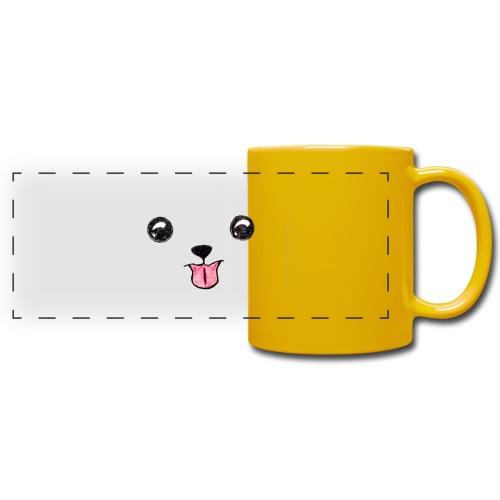 Cutie Pup - Full Color Panoramic Mug