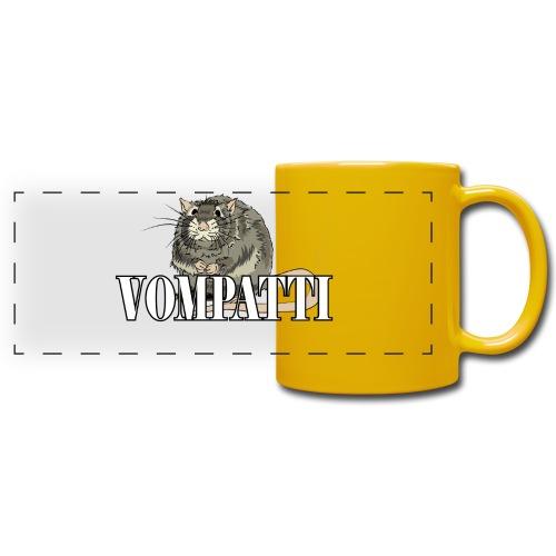 Vompatti - Panoraamamuki värillinen