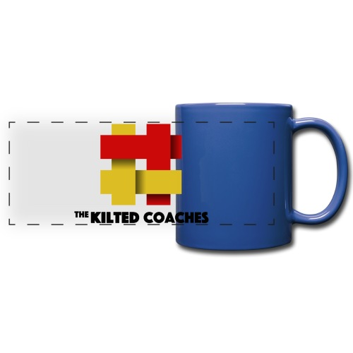 Kilted Coaches - Full Color Panoramic Mug