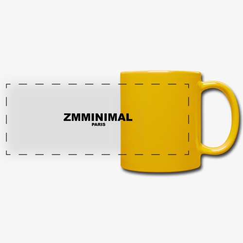 ZMMINIMAL - Mug panoramique uni