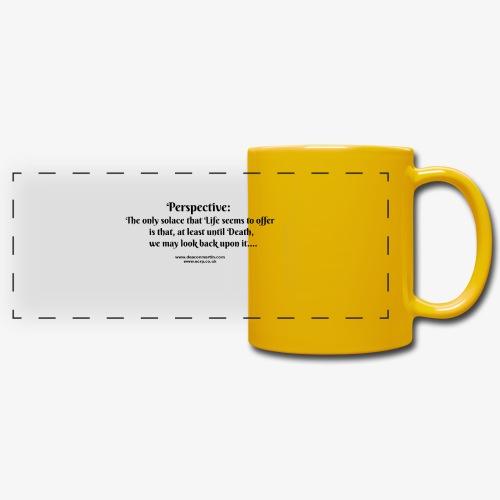perspective T - Full Color Panoramic Mug