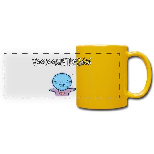 voodoodool emoji design - Mug panoramique uni