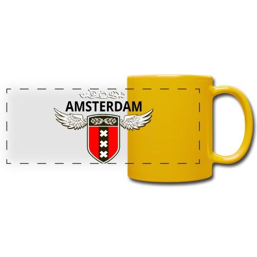 Amsterdam Netherlands - Panoramatasse farbig