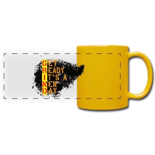 New Fresh Day - Mug panoramique uni