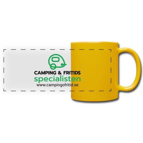 Camping & Fritidsspecialisten NEW 2020! - Färgad panoramamugg