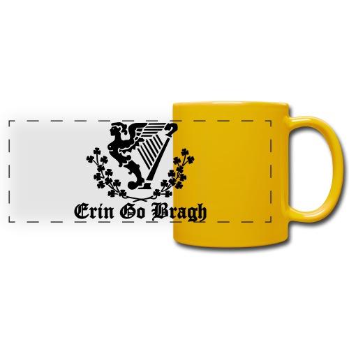 ERIN GO BRAGH - Full Color Panoramic Mug