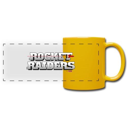 patame Rocket Raiders Logo - Panoramatasse farbig