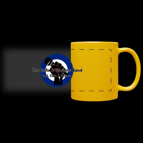 Grits & Grooves Band - Full Color Panoramic Mug