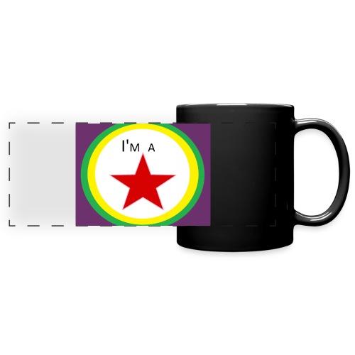 I'm a STAR! - Full Colour Panoramic Mug
