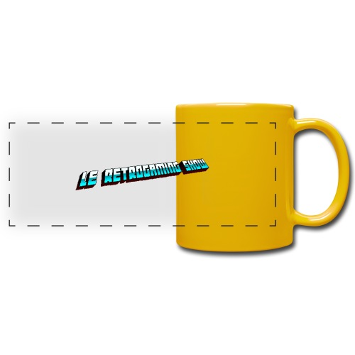 RGS - Mug panoramique uni